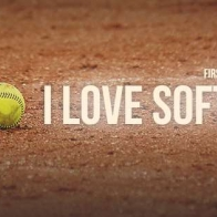 I Love Softball Cover