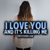 Download i love you and its killing me cover, i love you and its killing me cover  Wallpaper download for Desktop, PC, Laptop. i love you and its killing me cover HD Wallpapers, High Definition Quality Wallpapers of i love you and its killing me cover.