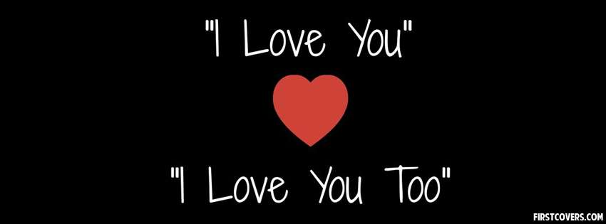 Wallpaper Love You Too : I Love You Too cover : Hd Wallpapers