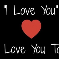I Love You Too Cover
