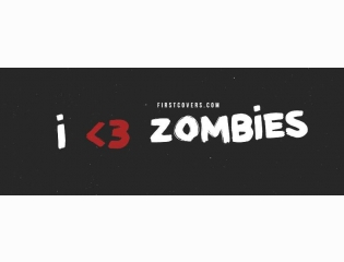 I Love Zombies Cover