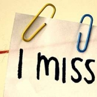 I Miss You Facebook Cover