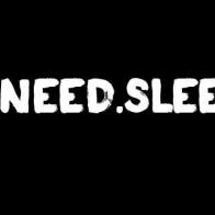 I Need Sleep Cover