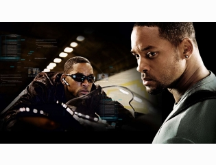 I Robot Will Smith Movie Wallpapers