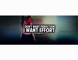 I Want Effort Cover