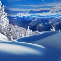 Ice Mountains Canada Wallpapers