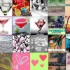 Download icons collage cover, icons collage cover  Wallpaper download for Desktop, PC, Laptop. icons collage cover HD Wallpapers, High Definition Quality Wallpapers of icons collage cover.