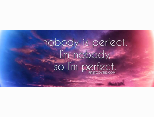 Im Perfect Cover