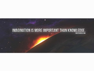 Imagination Quote Cover