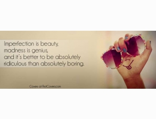 Imperfection Is Beauty Cover