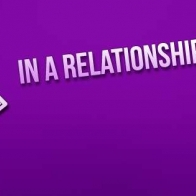 In A Relationship Cover