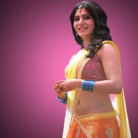 Indian Actress Samantha