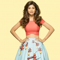Indian Actress Shilpa Shetty