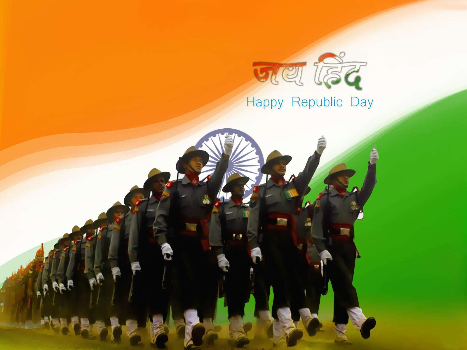 indian army wish happy independence day hd wallpaper hd
