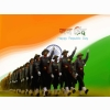 Indian Army Wish Happy Independence Day Hd Wallpaper