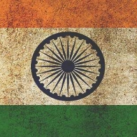 Indian Flag Cover
