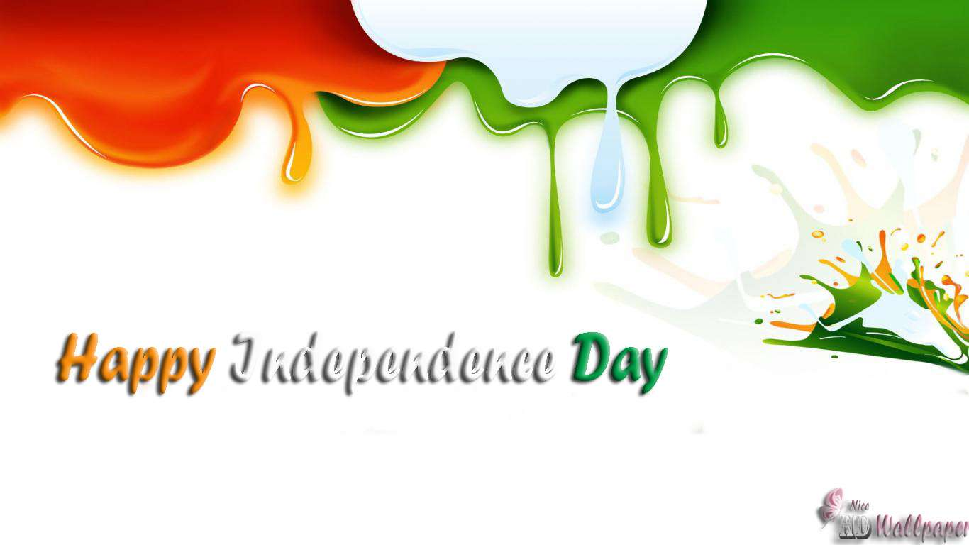 Day Happy Hd Indpeneence: Indian Flag Wallpaper For Wishing Happy Independence Day