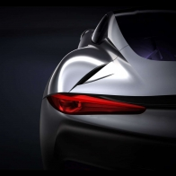 Infiniti Electric Sports Car 2012 Hd Wallpapers