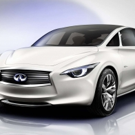 Infiniti Etherea Concept Hd Wallpapers