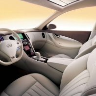 Infiniti Ex Concept Interior Hd Wallpapers