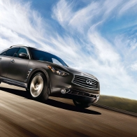 Infiniti Fx 2012 Hd Wallpapers