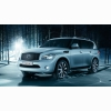 Infiniti Qx 56 Wallpaper