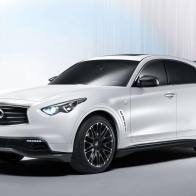 Infiniti Sebastian Vettel Concept Hd Wallpapers