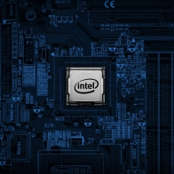 Intel Motherboard Wallpaper