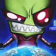 Invader Zim Cover
