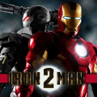 Iron Man 2 Widescreen Wallpapers
