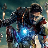 Iron Man 3 2013 Film Wallpaper