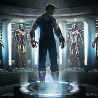 Iron Man 3 2013 Movie Wallpaper