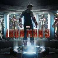 Iron Man 3 Official Hd Wallpapers