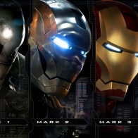 Iron Man Mark I Ii Iii Wallpaper