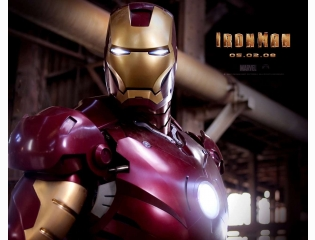 Iron Man The Movie Wallpaper