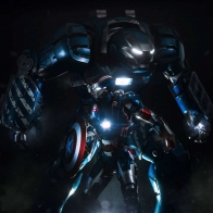 Iron Patriot Iron Man