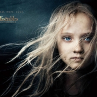 Isabelle Allen In Les Miserables Wallpapers