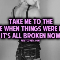Its All Broken Now Cover