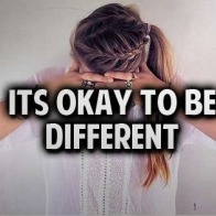 Its Okay To Be Different Cover