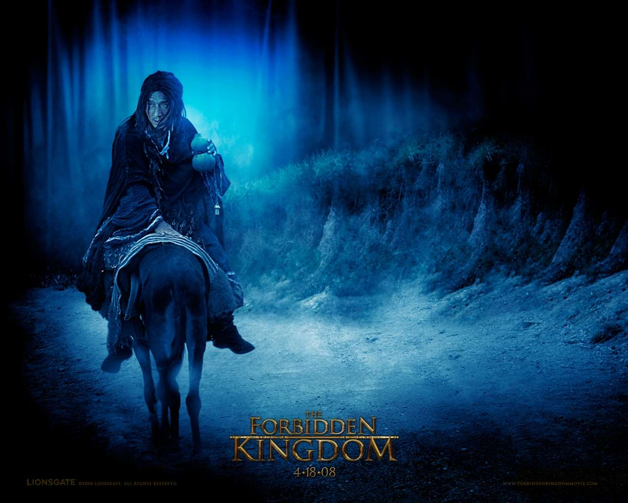 Jackie Chan In The Forbidden Kingdom Wallpaper : Hd Wallpapers