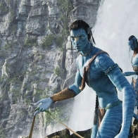 Jake Sully In Avatar Wallpaper