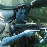 Jake With Gun In Avatar Wallpapers
