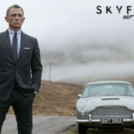 James Bond 007 Skyfall Hd Wallpaper