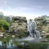 japan digital waterfall,nature landscape Wallpapers, nature landscape Wallpaper for Desktop, PC, Laptop. nature landscape Wallpapers HD Wallpapers, High Definition Quality Wallpapers of nature landscape Wallpapers.