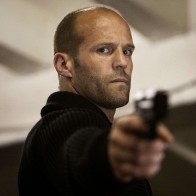 Jason Statham With Gun Wallpaper
