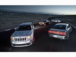 Jeep And Cars Wallpaper
