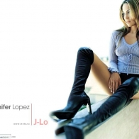 Jennifer La Pez Wallpaper