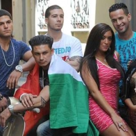 Jersey Shore Cast Cover