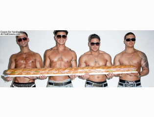 Jersey Shore Guys Cover