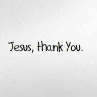 Jesus Thank You Cover